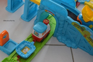 Romain le petit train