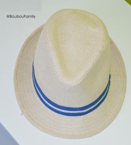 Le petit chapeau :)