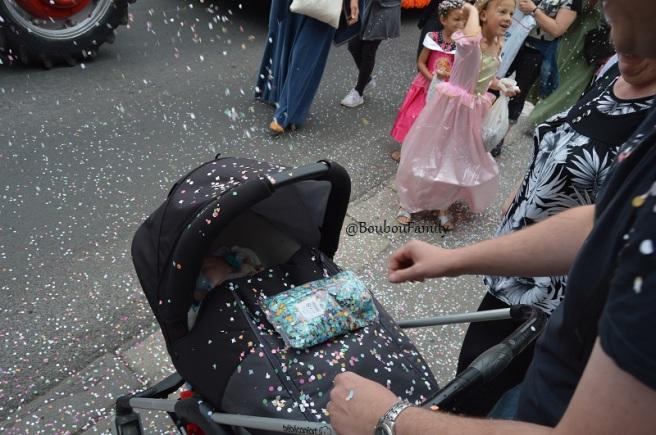 carnaval d'albert conffetie