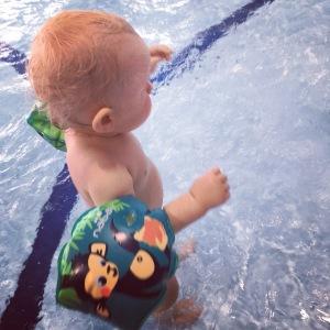 Piscine Roye bébé nageur