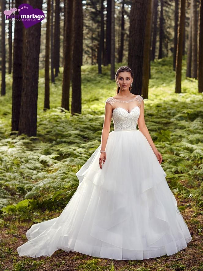 robe de mariée point mariage